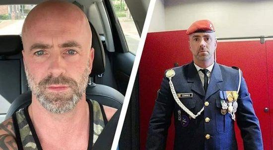 Belçika'da aşırı sağcı asker ağır silahlarla kaçtı