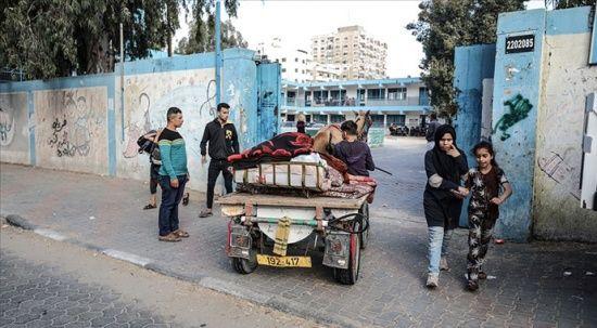 BM: Gazze'de 52 bin kişi yerinden edildi