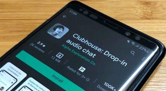 Clubhouse, Android'de kullanıma sunuldu