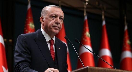Cumhurbaşkanı Erdoğan, Kırgızistanlı mevkidaşı ile görüştü
