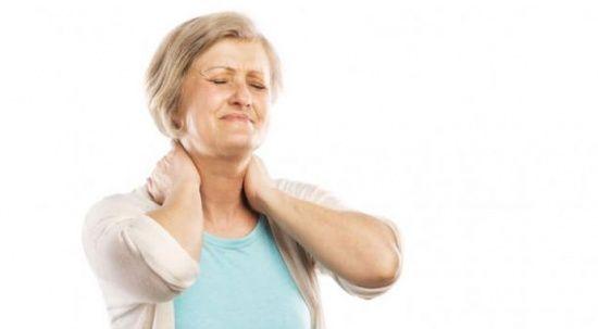 Ense ağrısı yüksek tansiyon habercisi