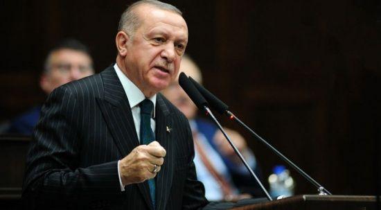 Erdoğan'dan Yeni Anayasa mesajı: Bizim çalışmamız tamamlandı