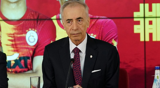 Galatasaray Başkanı Mustafa Cengiz'den adaylık açıklaması