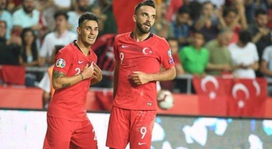 Galatasaray'dan Kaan ve Kenan atağı