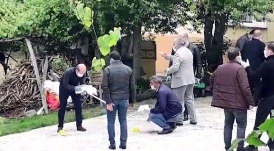 Giresun'da baltalı dehşet: Annesini öldürdü, kardeşini ve iki polisi yaraladı