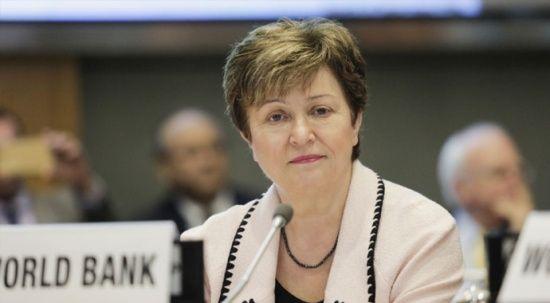 IMF Başkanı Georgieva'dan 'yükselen faiz' uyarısı