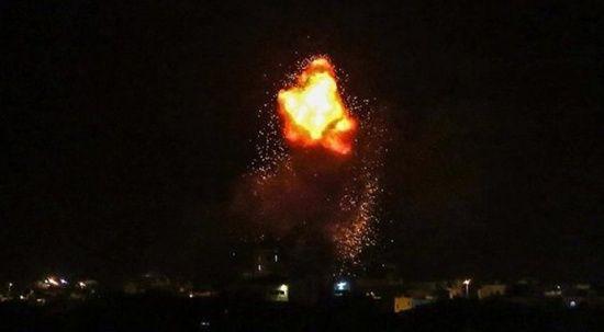 İsrail gazetesi: İsrail kabinesi Gazze'ye yönelik geniş çaplı hava saldırısına onay verdi