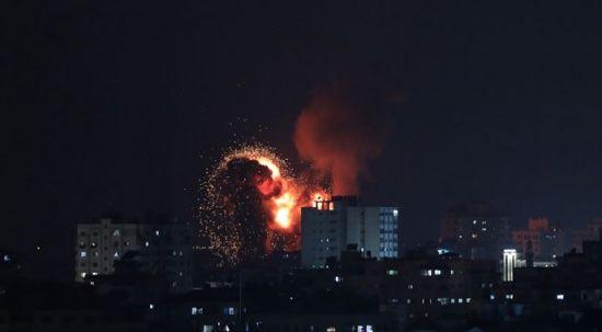 İsrail, Gazze'yi vurmaya devam ediyor! Saldırının adı: Surların Koruyucusu Operasyonu