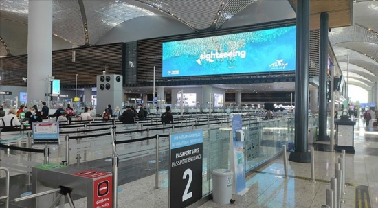 İstanbul Havalimanı yine zirvede! Avrupa'nın en iyisi...