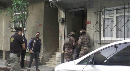 İstanbul ve Ankara'da uyuşturucu operasyonu! Çok sayıda gözaltı var