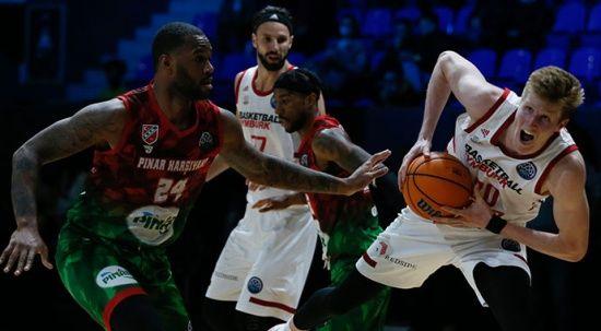 Karşıyaka, FIBA Şampiyonlar Ligi'nde yarı finalde