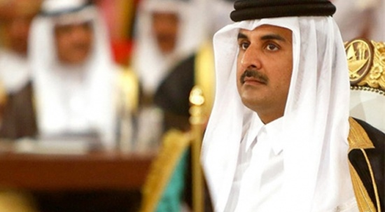 Katar Emiri Temim: Filistin'e desteğimiz sürecek