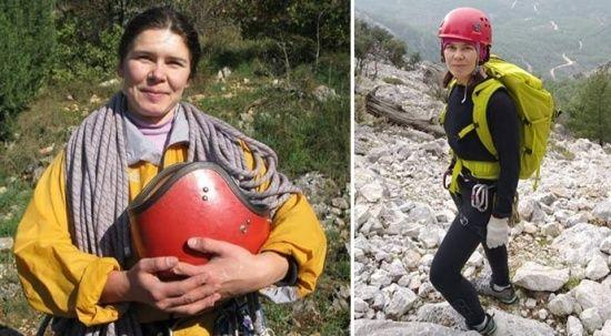 Kayıp Ukraynalı dağcının cansız bedeni bulundu