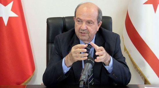KKTC Cumhurbaşkanı Tatar: Benim arkamda 85 milyon Türkiye var
