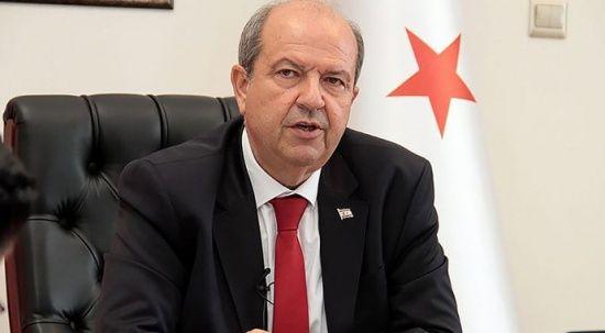 """KKTC Cumhurbaşkanı Tatar: """"Biz, Türkiye Cumhuriyeti ile iç içeyiz"""""""