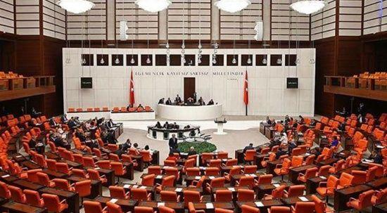 Meclis'in gündemi HSK'ya üye seçimi