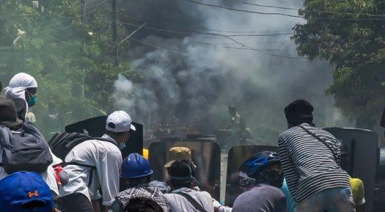 Myanmar'da darbe sonrası ölenlerin sayısı 840'a çıktı