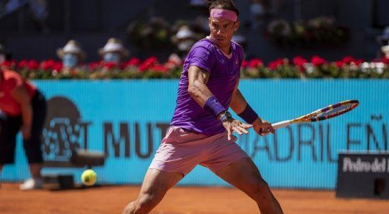 Nadal, çeyrek finalde 2-0 yenilerek elendi