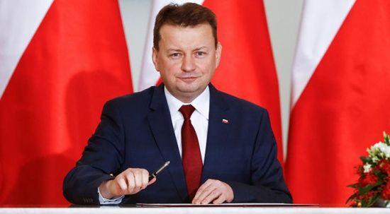 Polonya, Bayraktar TB2'nin resmini paylaşıp 'Beklemede kalın' dedi
