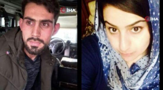 Şiddet yüzünden Afganistan'dan kaçan eşini Türkiye'de öldürdü