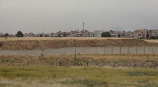 Suriye sınırına 'güvenlik duvarı'