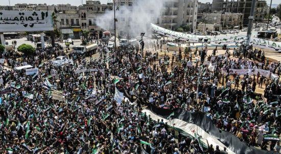 Suriye sözde seçim sonuçları açıklandı