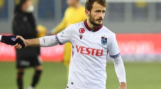 Trabzonspor Abdülkadir Parmak'ı affetti