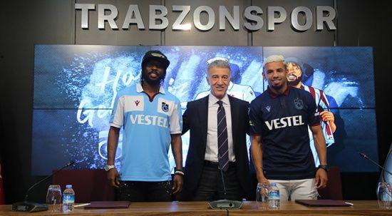 Trabzonspor, İtalya'dan iki futbolcuyu renklerine kattı