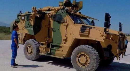 Türk zırhlısı dünyaya damga vuruyor: NATO'dan 'Vuran' paylaşımı