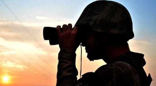 Türkiye'ye yasa dışı yollarla girmeye çalışan 2'si PKK'lı 4 kişi yakalandı