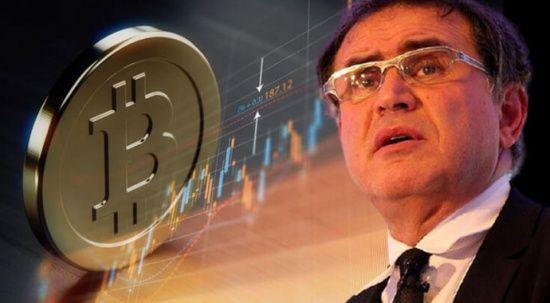 Ünlü ekonomist Nouriel Roubini'den Bitcoin açıklaması: Para değil balon