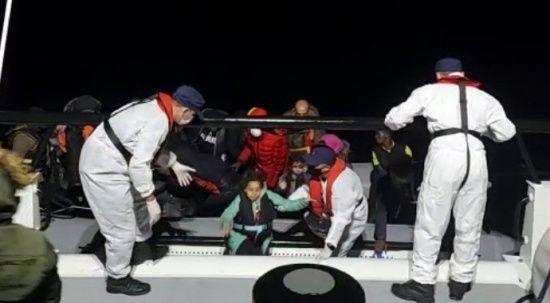 Yunanistan acımadı! 74 sığınmacı ölüme terk edildi