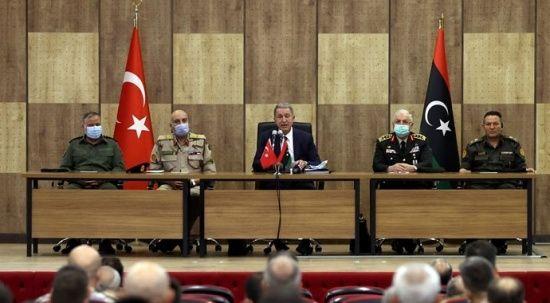 Yunanistan'ın oyunları boşa çıkarıldı, Türk askeri Libya'da kalacak