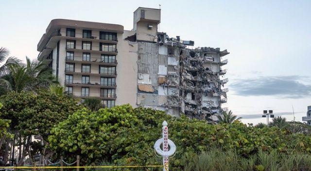 ABD'de 12 katlı bina çöktü, 100 kişiden haber alınamıyor