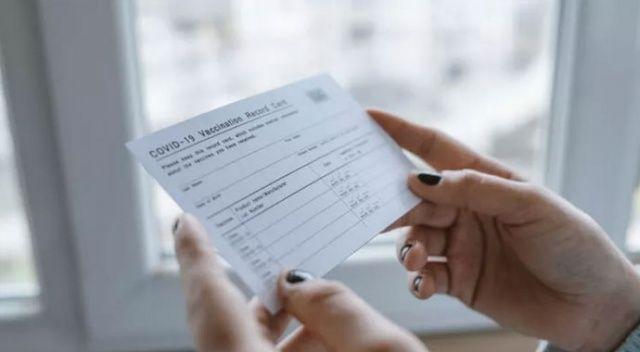 AB'nin Covid-19 aşı sertifikası yasalaştı