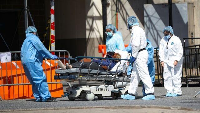 ABD'de koronavirüsten ölenlerin sayısı 600 bini geçti