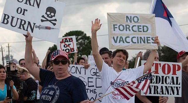 ABD mahkemesi: Aşı olmayan hastane personeli başka iş bulmalı