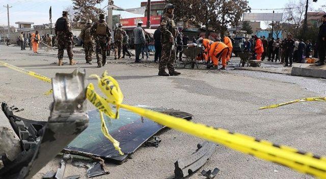 Afganistan'da bombalı saldırı: 11 sivil öldü
