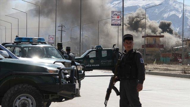 Afganistan'da Taliban saldırısında 15 güvenlik görevlisi öldü