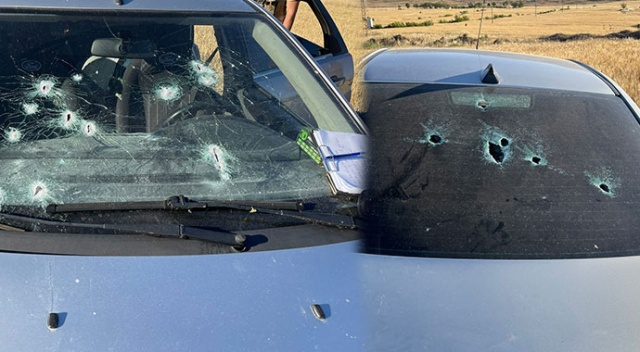 AK Partili ilçe başkanının kardeşi silahlı saldırıda yaralandı