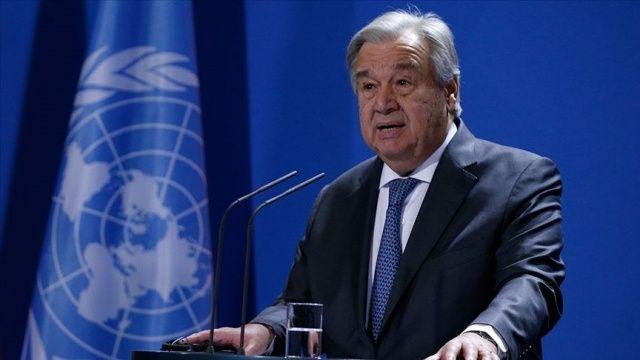 Antonio Guterres ikinci kez BM Genel Sekreterliğine atandı