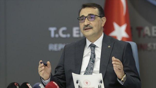 Bakan Dönmez: Ertuğrul Gazi FSRU Tesisim cuma günü açılacak