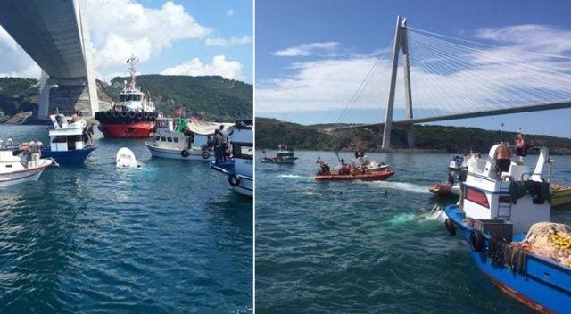 Balıkçı teknesi ile gemi çarpıştı: 2 ölü