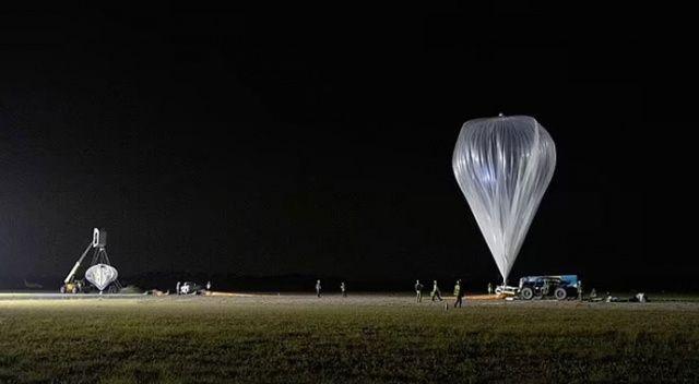 Balonla uzaya seyahat! Yörüngeye turist taşıyacak