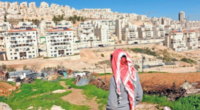 Batı Şeria'da İsrail işgali genişletiyor