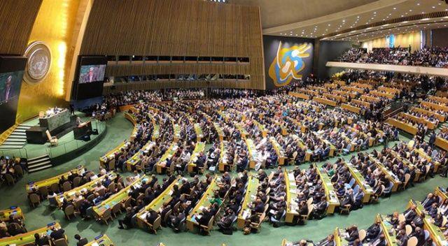 BM, aidatını ödemeyen ülkelerin oy hakkını askıya aldı