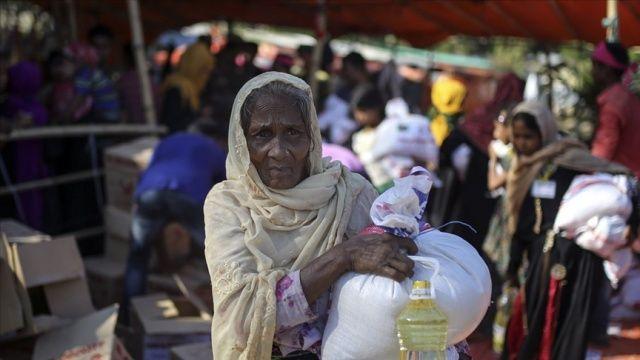BM: Myanmar'da 1 milyon kişinin yardıma ihtiyacı var