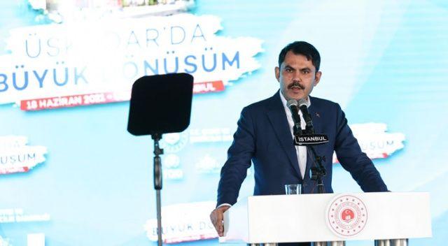 Boğaz'a nazır 5.000 konutluk dev proje
