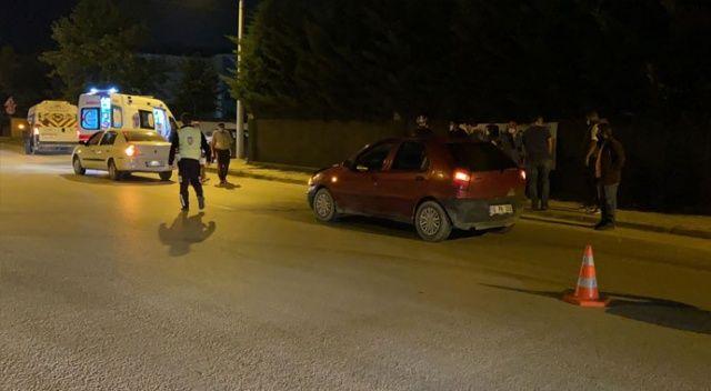 Bursa'da otomobiller çarpıştı: 3 yaralı