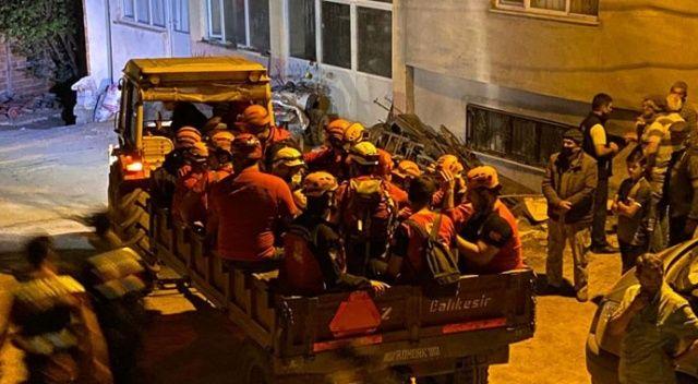 Bursa Hüseyin'i arıyor! 200 kişi seferber oldu
